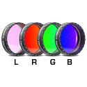 "Baader Planetarium LRGB Filter Set 1.25"""