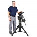 Orion HDX110 EQ-G Mount with Tripod Pier