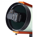 Celestron Rowe-Ackerman Astrograph - Front View with DSLR Camera Attached