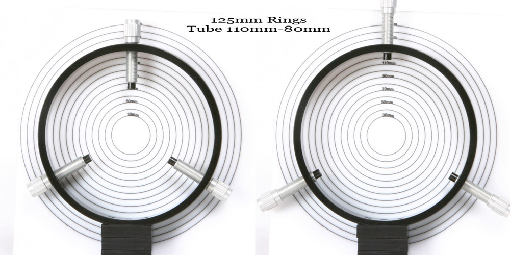 ADM 125mm Ring Sizing