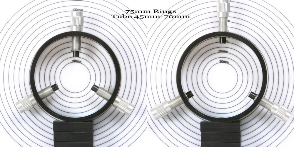 ADM 75mm Ring Sizing
